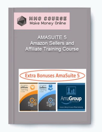 amasuite 5 – amazon sellers and affiliate training course - AMASUITE 5     Amazon Sellers and Affiliate Training Course - AMASUITE 5 – Amazon Sellers and Affiliate Training Course [Free Download]