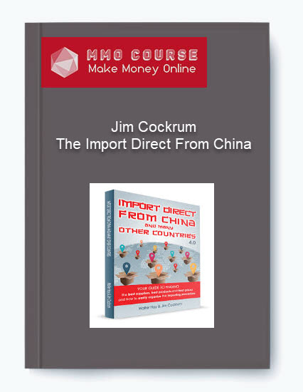 [object object] Jim Cockrum – The Import Direct From China Jim Cockrum     The Import Direct From China