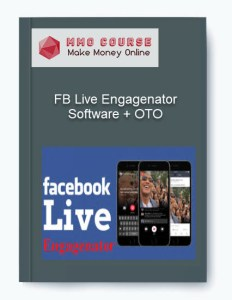 fb live engagenator : software + oto - FB Live Engagenator Software OTO - FB Live Engagenator : Software + OTO [Free Download]