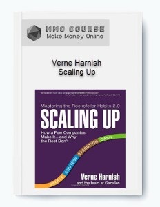 verne harnish – scaling up - Verne Harnish     Scaling Up - Verne Harnish – Scaling Up [Free Download]