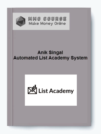 [object object] Home Anik Singal Automated List Academy System