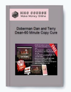doberman dan and terry dean-60 minute copy cure - Doberman Dan and Terry Dean 60 Minute Copy Cure - Doberman Dan and Terry Dean – 60 Minute Copy Cure [Free Download]