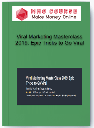viral marketing masterclass 2019: epic tricks to go viral - Viral Marketing Masterclass 2019 Epic Tricks to Go Viral - Viral Marketing Masterclass 2019: Epic Tricks to Go Viral [Free Download]