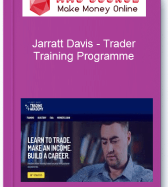[object object] Home Jarratt Davis     Trader Training Programme