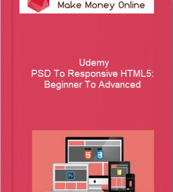 [object object] Home Udemy     PSD To Responsive HTML5