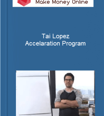 [object object] Home Tai Lopez     Accelaration Program