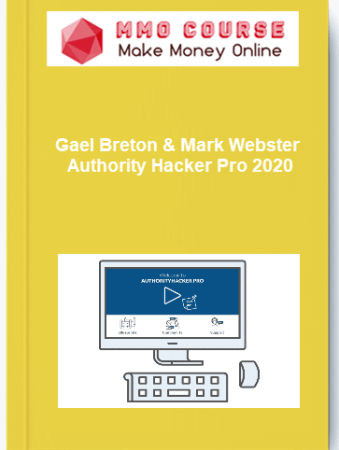 [object object] Home Gael Breton Mark Webster Authority Hacker Pro 2020