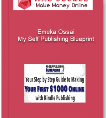 [object object] Home Emeka Ossai My Self Publishing Blueprint