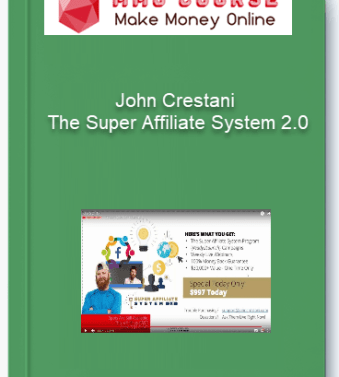 [object object] Home John Crestani The Super Affiliate System 2