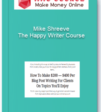 [object object] Home Mike Shreeve The Happy Writer Course