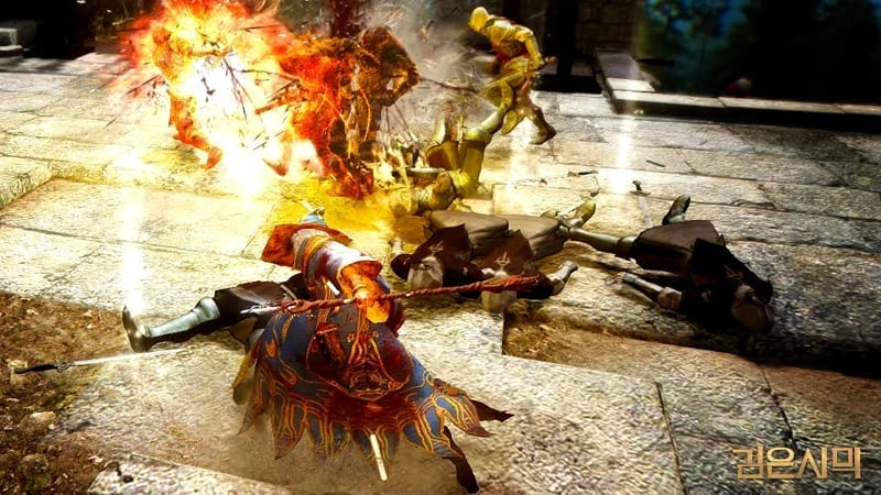 Black Desert Developer Reveals The New Wizard And Witch