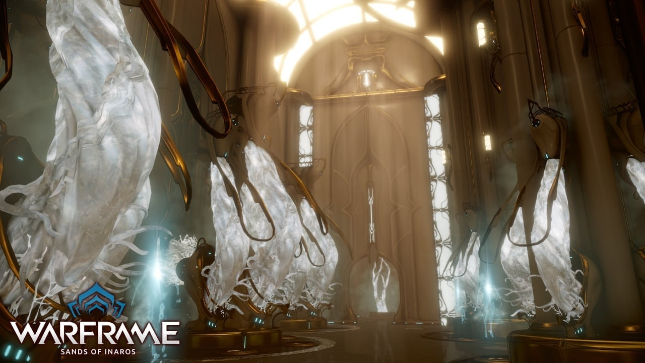 Warframe Sands Of Inaros Update Arrives With New