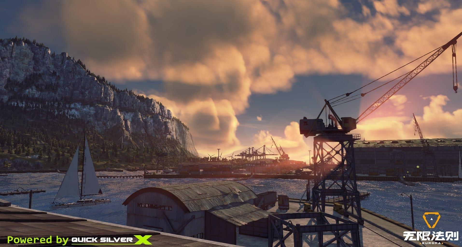 Europa Tencent Games Reveal Next Gen Battle Royale Title MMO Culture