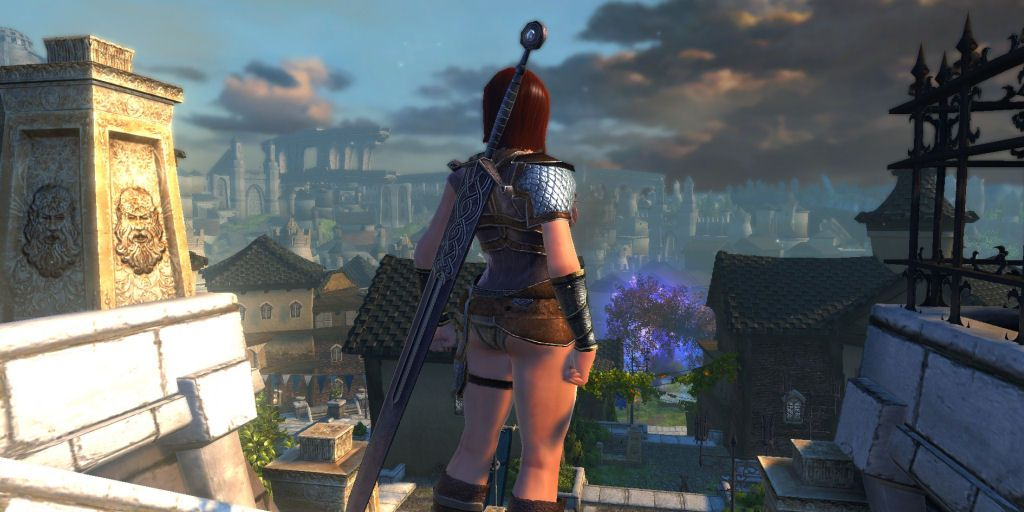 neverwinter online review helps mmorpg players adventure