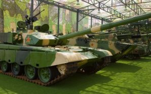 Type 99 Armored Warfare