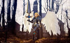 Cosplay Showcase – Battleborn Kayle From League of Legends