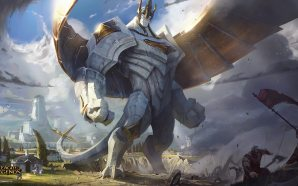 Galio Has Officially Entered League Of Legends