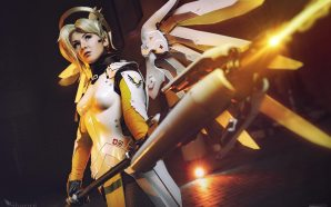 Cosplay Showcase – Mercy From Overwatch