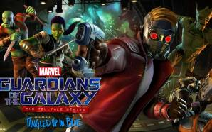 Telltale's Guardians Of The Galaxy Episode 1 Gets Release Date