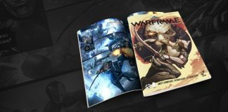 Warframe Comic Book Series