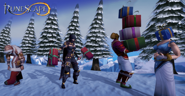Runescape Christmas 2019.Jagex Details Premier Club 2019 Mmo Fallout