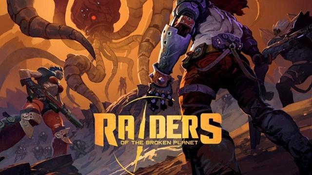 Raiders of the Broken Planet: щупаем!