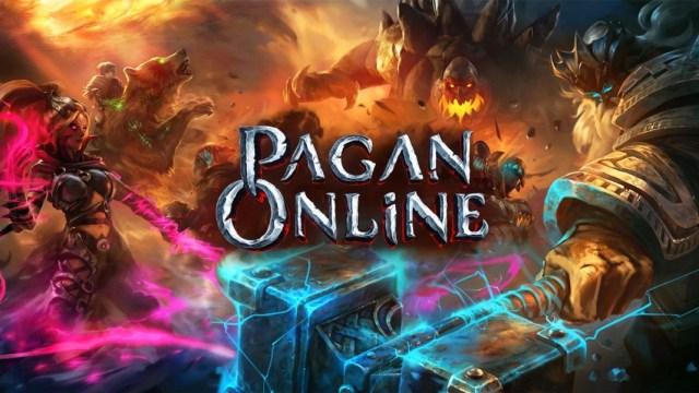 Pagan online В вышла в ранний доступ. что мы знаем об игре?!