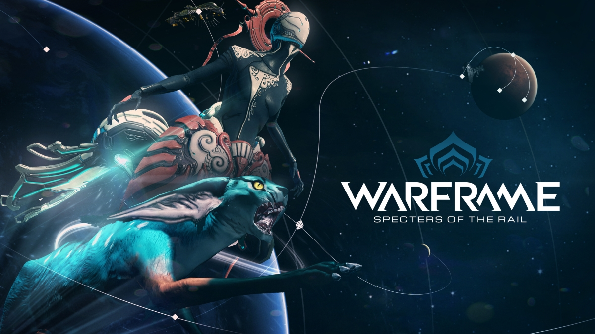 Warframe Specters Of The Rail Now Live MMOHuts
