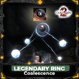 "Legendary Ring ""Coalescence"""