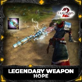 "Legendary Weapon ""HOPE"""
