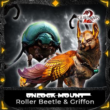 Mount - Griffon & Beetle