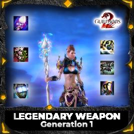 Legendary Weapon Generation I