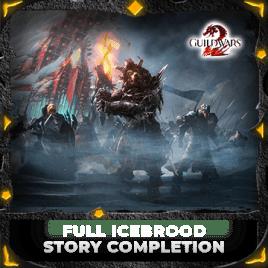 Full Icebrood Story Completion