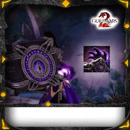Legendary Weapon Binding of Ipos