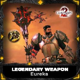 Legendary Weapon Eureka