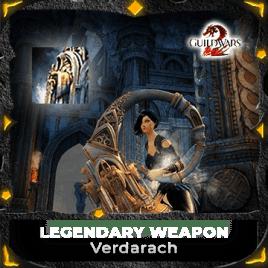 Legendary Weapon Verdarach