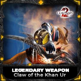 Legendary Weapon Claw of khan ur