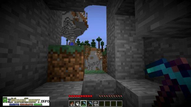 Vein Miner Mod 1.10.2