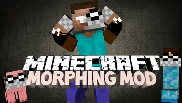 Morphing Mod for Minecraft