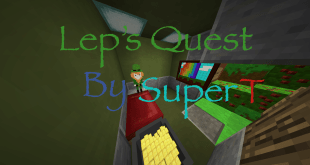 Download Lep's Quest Map for Minecraft 1.12 view (5043)
