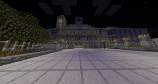 Download Resident Evil 2 Map for Minecraft 1.13.2 view (1263)