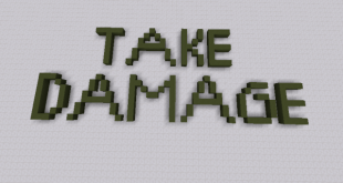 Download Take Damage Challenge Map for Minecraft 1.11.2 view (6892)