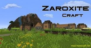 Sibogy's ZAROXITE Craft Resource Pack 1.8.8/1.8/1.7.10 – Mods – Download