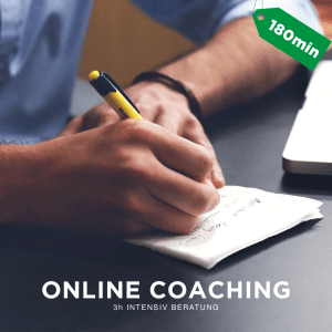 Online Coaching Pro 180min