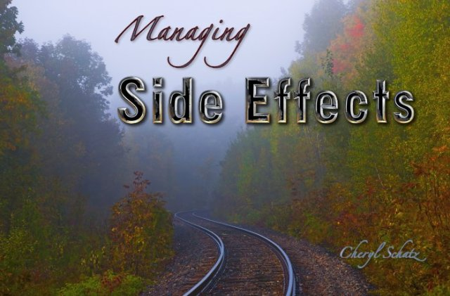 Side Effects - On the Path blog by Cheryl Schatz