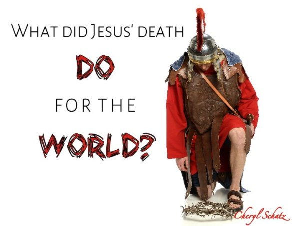 What did Jesus' death do for the world? Answering John Piper