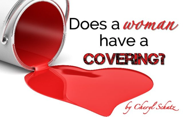 Does a Christian woman have a spiritual covering?