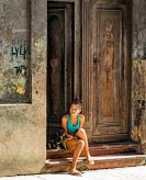 _E7A6809 Young girl in doorway with dog web ready