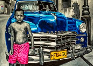 _E7A8214 Blue car with young boy web ready