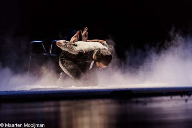 photo flamenco danser Israel Galván